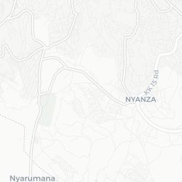 Map of Kigali Kigalis most thorough beautiful and amazing map