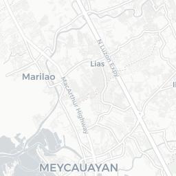Commute From Lourdes Novaliches Quezon City Metro Manila - Marilao map