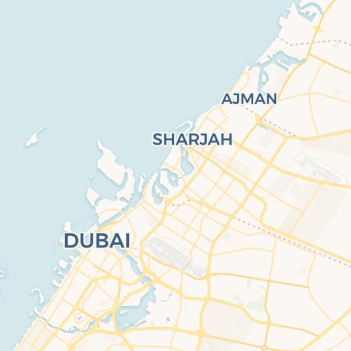 Luftverschmutzung in Dubai: Echtzeit-Karte des ...